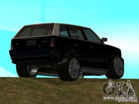Huntley en GTA IV para GTA San Andreas left