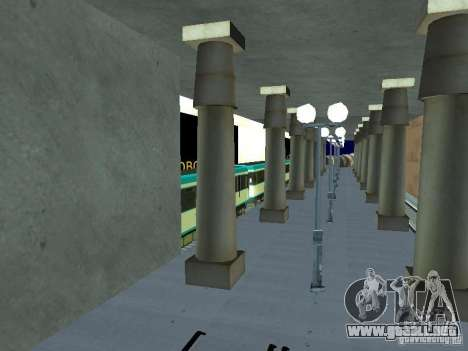 Greatland-Grèjtlènd v0.1 para GTA San Andreas novena de pantalla