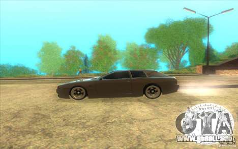 New Elegy Hatch 2011 para GTA San Andreas left