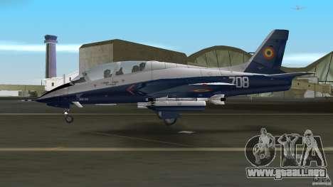 I.A.R. 99 Soim 708 para GTA Vice City vista lateral izquierdo