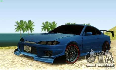 Nissan Silvia S15 Tuned para GTA San Andreas