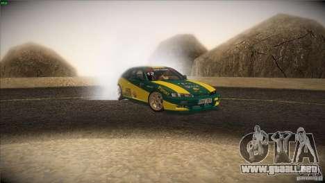 Nissan S14 para la visión correcta GTA San Andreas
