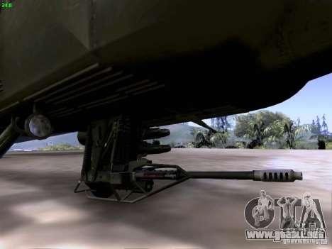 HD Hunter para el motor de GTA San Andreas