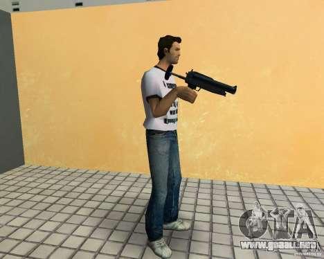 Pak de GTA 4 el Lost and Damned para GTA Vice City sucesivamente de pantalla