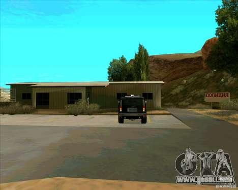 Priparkovanyj transporte v 3,0-Final para GTA San Andreas