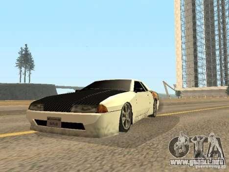 Elegía por Foresto_O para GTA San Andreas