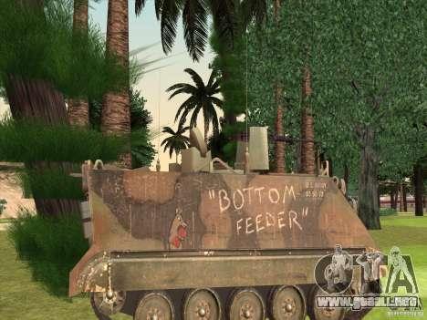 Bottom Feeder para visión interna GTA San Andreas
