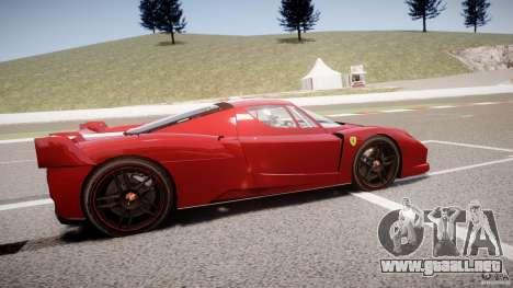 Ferrari FXX para GTA 4 left