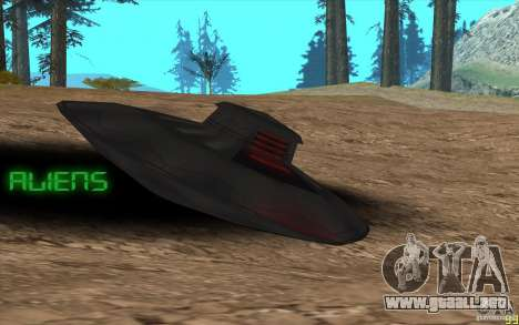 Criaturas místicas para GTA San Andreas segunda pantalla