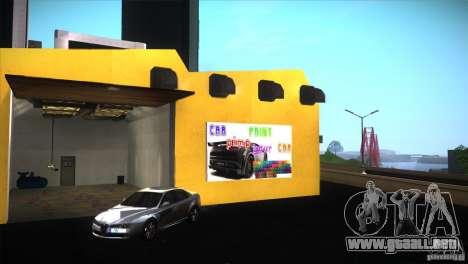 San Fierro Upgrade para GTA San Andreas octavo de pantalla