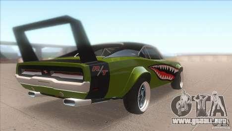 Dodge Charger RT SharkWide para la visión correcta GTA San Andreas
