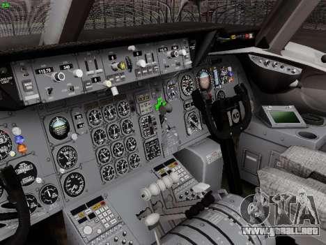 McDonell Douglas DC-10-30 Alitalia para la vista superior GTA San Andreas