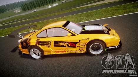 Nissan S330SX GT Drift Texture para GTA 4 left