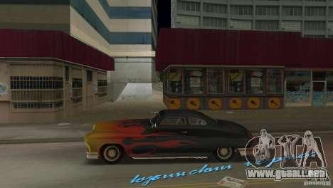 Cuban Hermes HD para GTA Vice City left