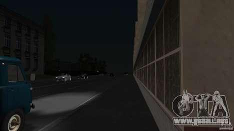 Arzamas beta 2 para GTA San Andreas quinta pantalla