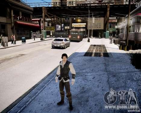 Assasins Creed 2 Young Ezio para GTA 4 quinta pantalla