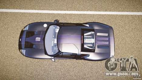 Ford GT1000 2006 Hennessey [EPM] EXTREME VERSION para GTA 4 vista superior
