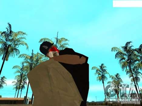 Mexicano Skin para GTA San Andreas quinta pantalla