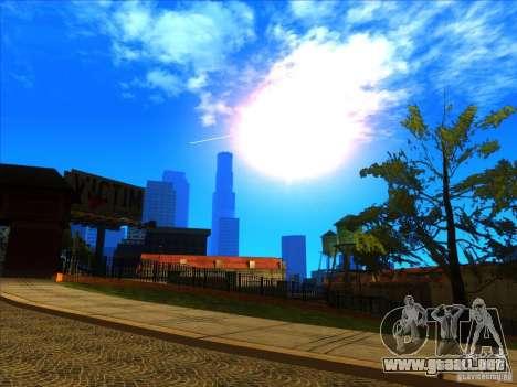 ENBSeries by Fallen para GTA San Andreas tercera pantalla