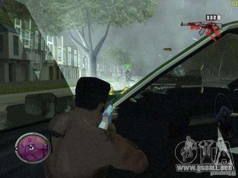 Nueva zona GANGSTER para GTA San Andreas tercera pantalla