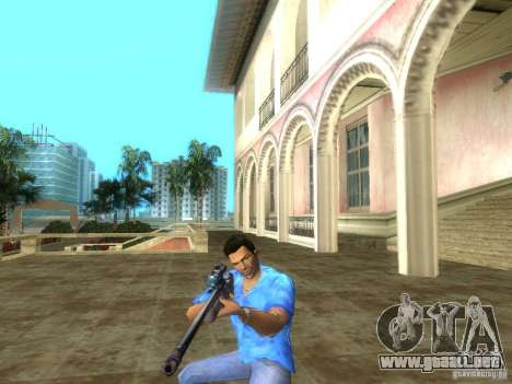 New Reality Gameplay para GTA Vice City novena de pantalla
