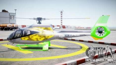 Eurocopter 130 B4 para GTA 4 left