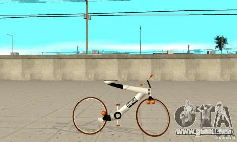 Nulla 2009 Mt Bike para GTA San Andreas