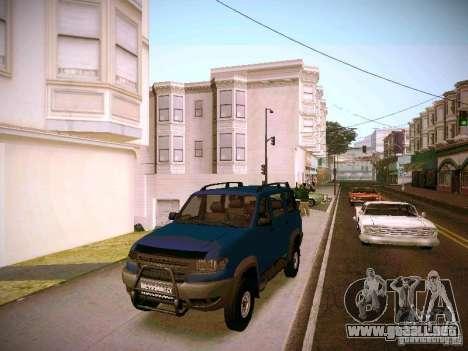 UAZ Patriot 3160 para GTA San Andreas