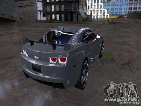 ENBSeries desde Rinzler para GTA San Andreas quinta pantalla