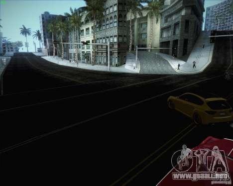 Nuevos caminos alrededor de San Andreas para GTA San Andreas twelth pantalla