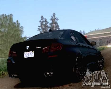 ENBSeries SA_NGGE para GTA San Andreas undécima de pantalla