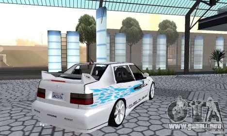 Volkswagen Jetta FnF para GTA San Andreas left
