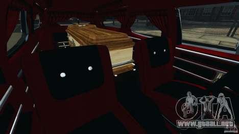 Oldsmobile Vista Cruiser 1972 v1.0 para GTA 4 vista interior