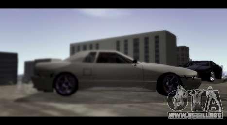 Ruedas Pak JDM para GTA San Andreas segunda pantalla