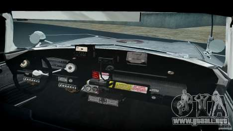 Ecto-1 (Cazafantasmas) Final para GTA 4 interior
