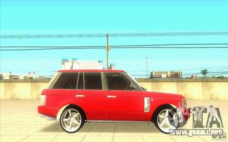 Arfy Wheel Pack 2 para GTA San Andreas octavo de pantalla