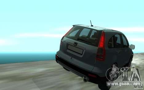 Honda CR-V para la visión correcta GTA San Andreas