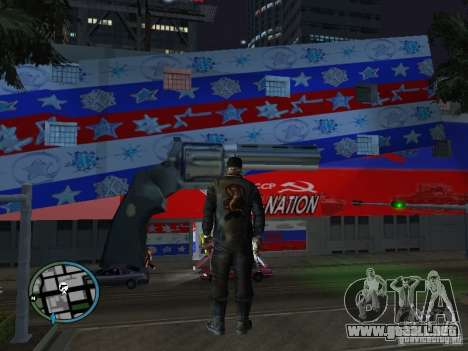 Russian Ammu-nation para GTA San Andreas