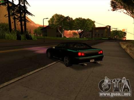 Elegy S13 para GTA San Andreas left