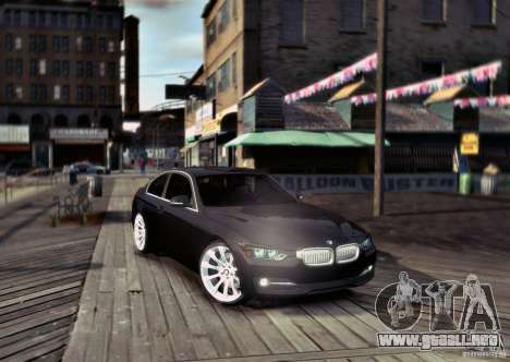 BMW 335i Coupe para GTA 4