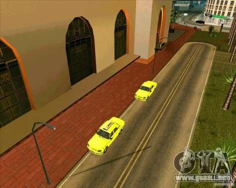 Priparkovanyj transporte v 3,0-Final para GTA San Andreas séptima pantalla