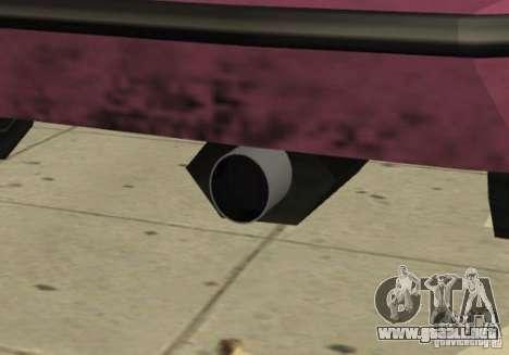 Car Tuning Parts para GTA San Andreas décimo de pantalla