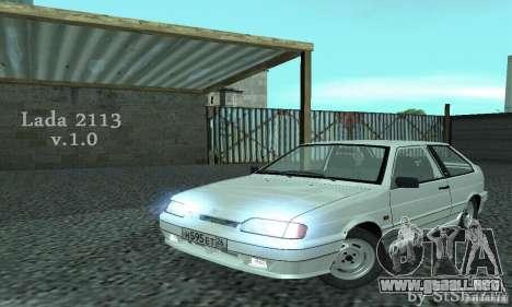 2113 Vaz Suite v.1.0 para GTA San Andreas