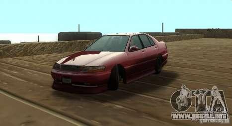 FEROCI VIP para GTA San Andreas