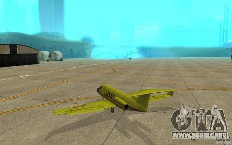 Shamal 1.0 Final para la visión correcta GTA San Andreas