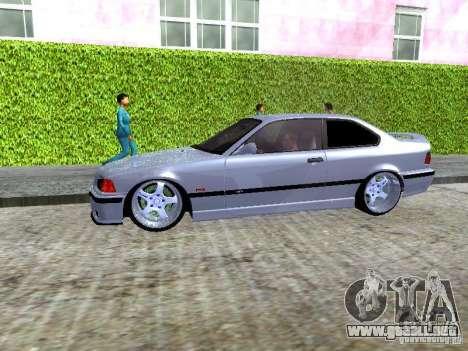 BMW M3 E36 Light Tuning para visión interna GTA San Andreas