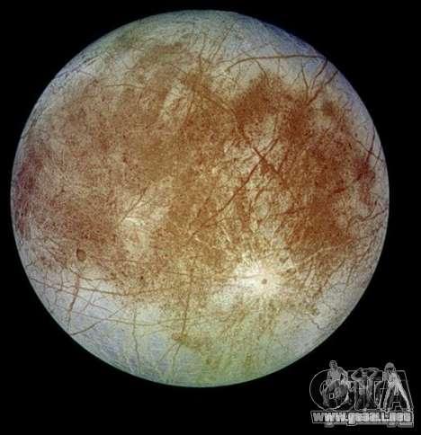 Luna: Europa para GTA San Andreas segunda pantalla