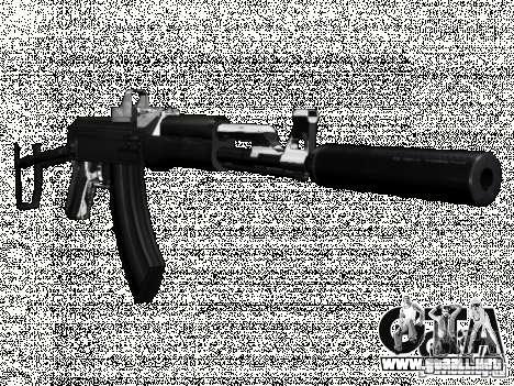 New Weapons Pack para GTA San Andreas sucesivamente de pantalla