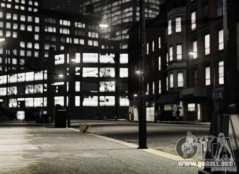 New ENB para GTA 4 décima de pantalla