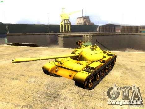 Type 59 v1 para GTA San Andreas